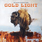 """The Mallett Brothers Band """"Gold Light"""" album cover"""