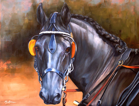 Commission: Tsjalling Portrait