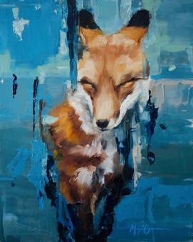 Allemande- Fox Suite Series