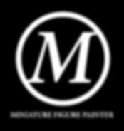Logo for miniature figure painter copy right 2016