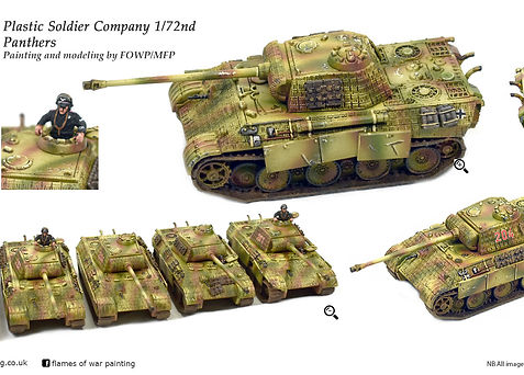 lastic Soldier Company 1_72nd Panthers P