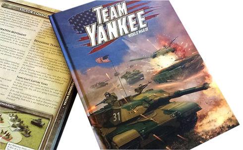 TEAM YANKEE RULE BOOK