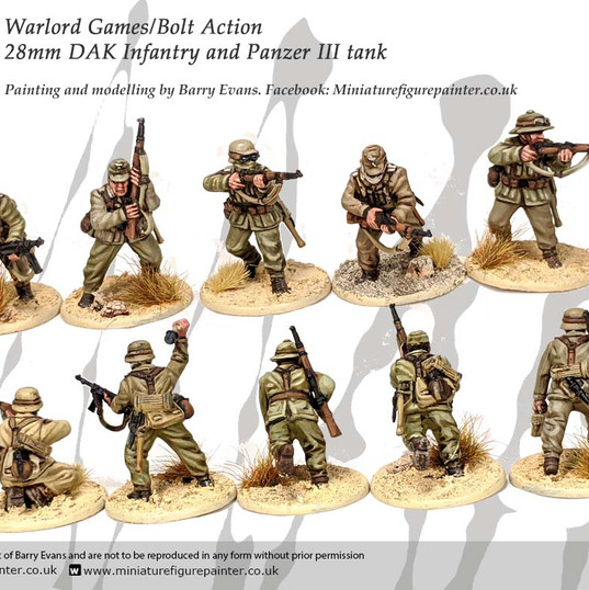 Bolt Action 28mm DAK Infantry5