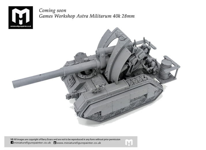 GW 40K New projects for 2021