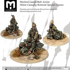 Bolt Action-28mm Casualty Removal Specia