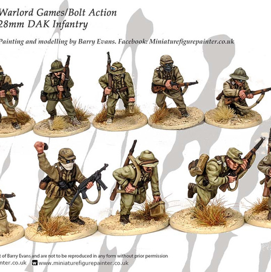 28mm DAK Infantry-2
