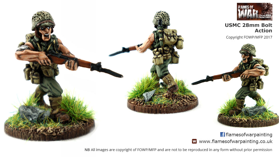 28mm Bolt Action USMC