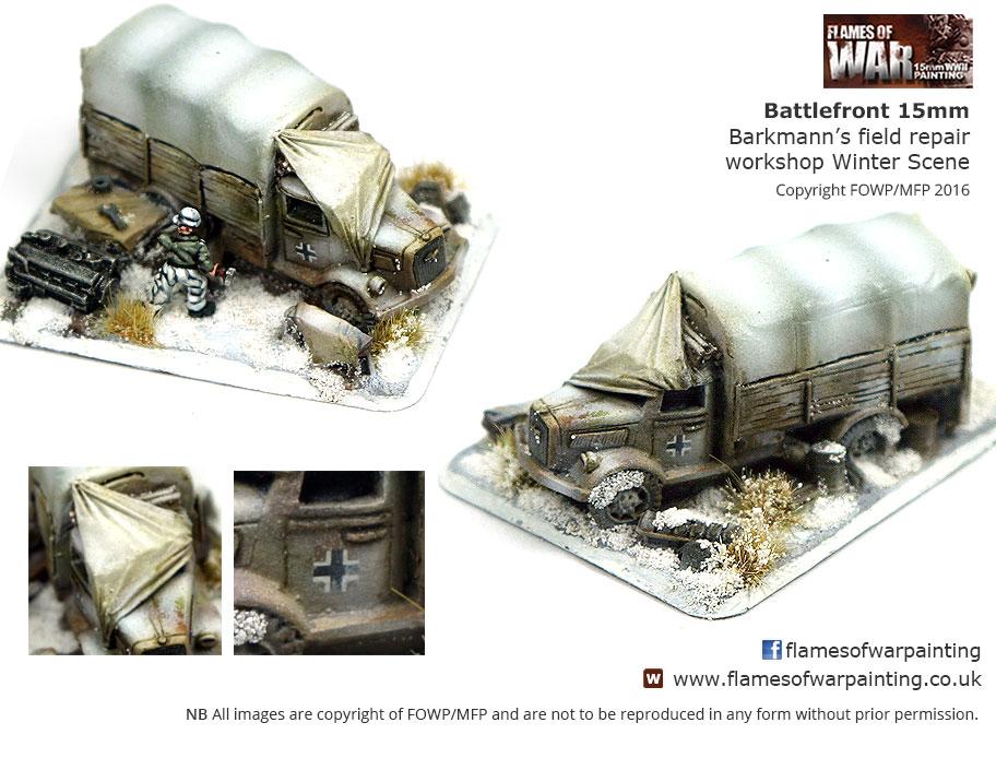 Battlefront 15mm Barkmann's field re