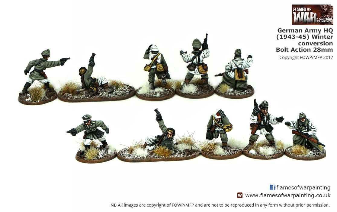 Bolt Action painted heer-HQ-winter