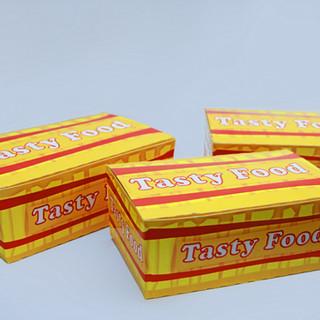 Tasty Food Snack Boxes