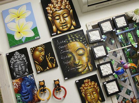 仏陀アート