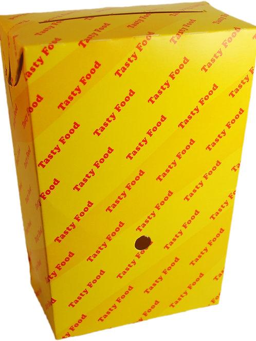 TASTYFOOD Large Chips Box (250/ctn)
