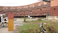 Gipfelkonferenz der Kinder, Friedensskulptur 2019 Frankenfernsehen