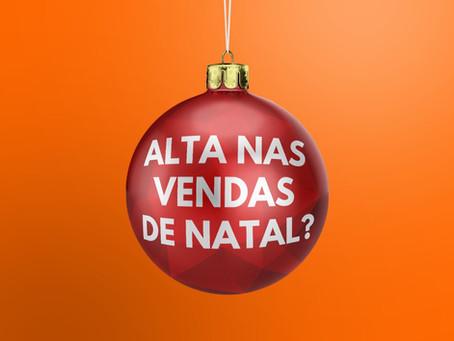 Comércio eletrônico impulsiona expectativa de alta nas vendas de Natal