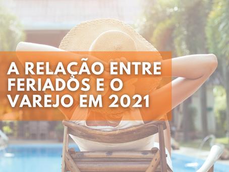 FecomercioSP projeta que feriados tirarão R$ 15,8 bi do varejo em 2021