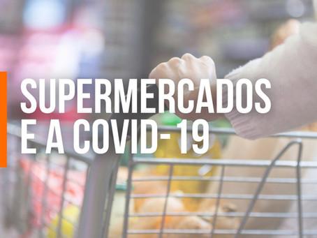 Desempenho do setor de supermercados em meio à crise