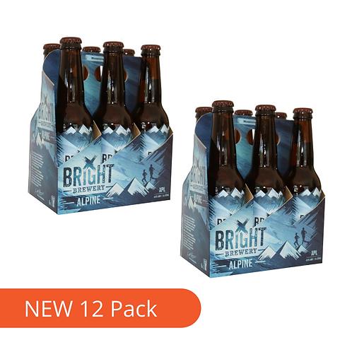 Bright Brewery Alpine Lager 12 x 330ml