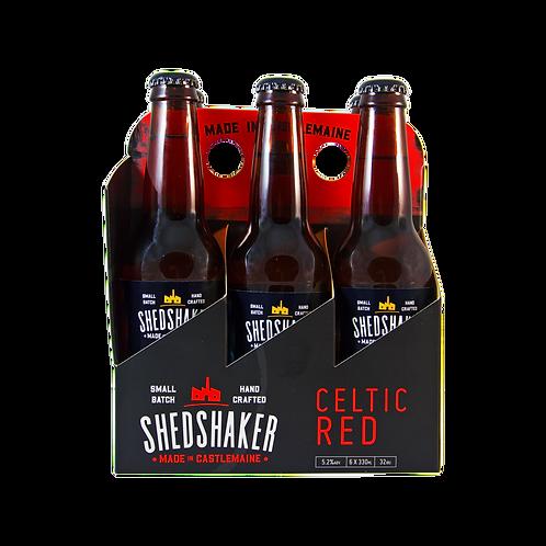 Shedshaker Celtic Red 24 x 330ml