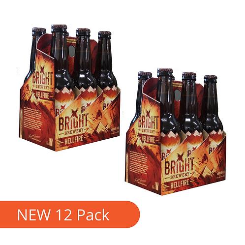 Bright Brewery Hellfire Amber Ale 12 x 330ml