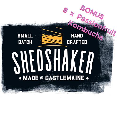Shedshaker Brewing Tasting Case - 24 x 330ml BONUS OFFER