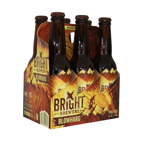 Bright Brewery Blowhard Pale Ale 24 x 330ml