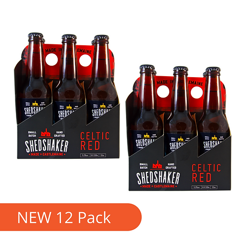 Shedshaker Celtic Red 12 x 330ml