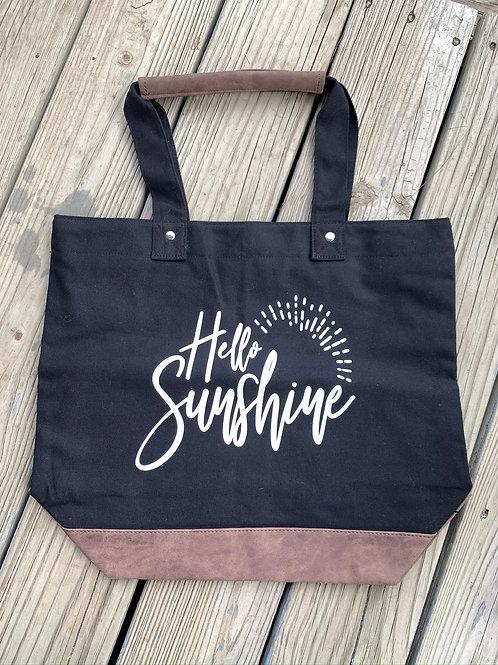Hello Sunshine Tote