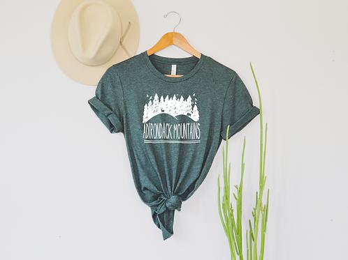 Adirondack Mnt Nature T-shirt
