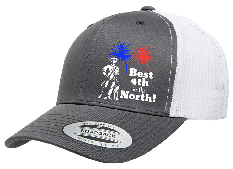 Best 4th Trucker Hat
