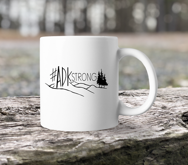 #ADKSTRONG 11oz Mug