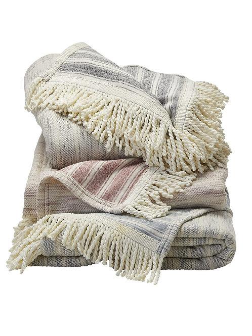 Baja Blanket w/Tassels