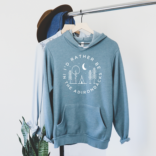 Rather be in the ADK Hoodie