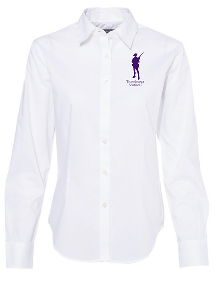 Women's Button Dress Shirt
