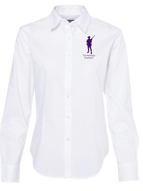 Women's Button Dress Shirt