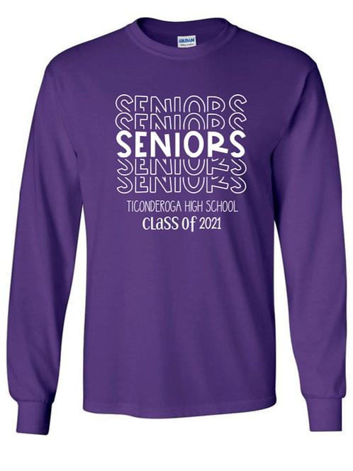 Seniors Long Sleeve