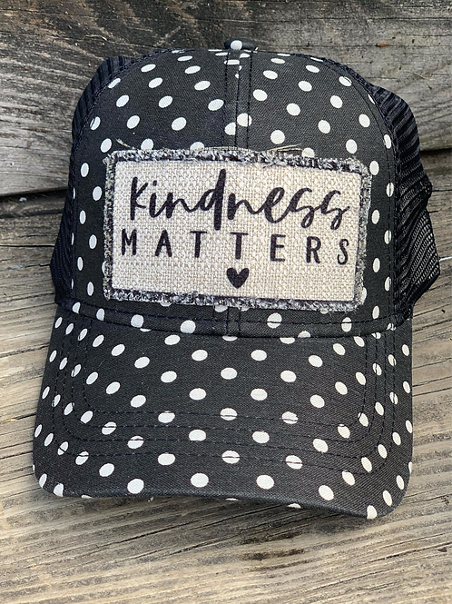 Kindness Matters Hat