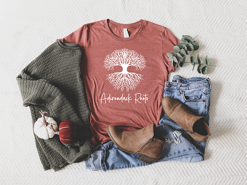 Adirondack Roots T-shirt