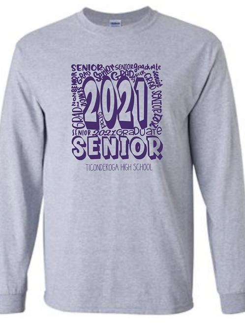 Senior Mashup Long Sleeve