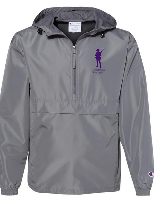 Unisex Quarter Zip Jacket