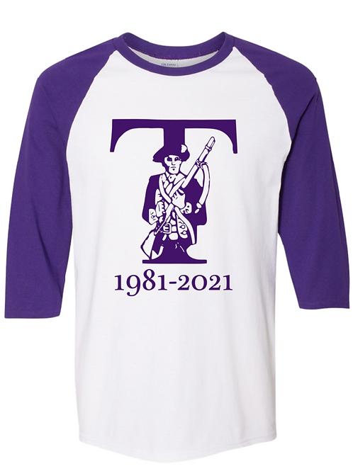 1981 Raglan Shirt