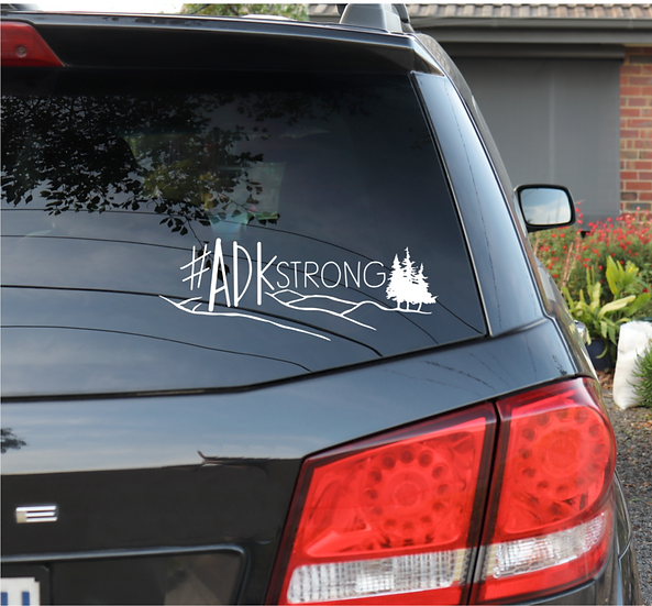 #ADKSTRONG Decal