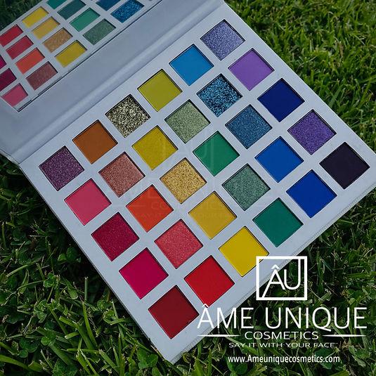 Ame Unique Cosmetics Bayou Paradise Palette