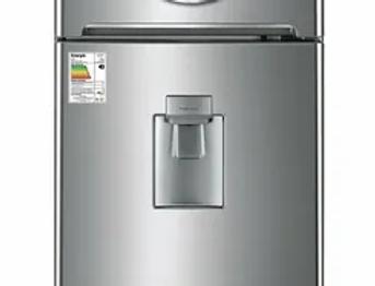 Heladera Refrigerador James Jn501 Disp Acero