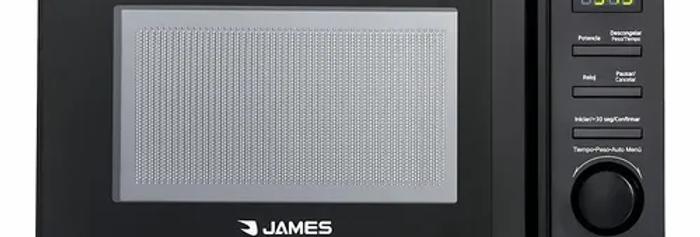 Horno Microondas James J 20 Kdn Digital Negro Sensacion