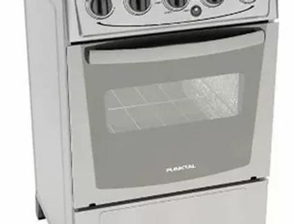 Cocina Punktal 6699 Horno Eléctrico 4 Hornallas Gas Sensación