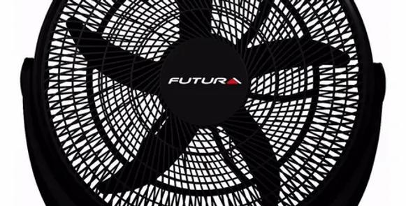 Ventilador Futura Kyt-2001 Turbo Sensación