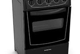 Cocinas Punktal Super Gas Encendido Negra Pk375 Sensación