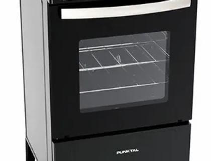 Cocina Toda Super Gas Punktal Mesada De Vidrio Sensación