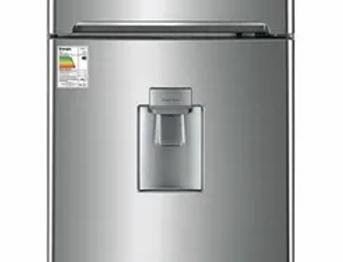 Heladera Refrigerador James Jn 400 Disp. Acero Sensación