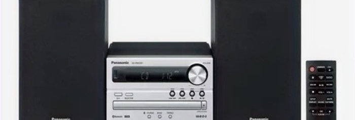 Microcomponente Panasonic Sc-pm250 La Sensación